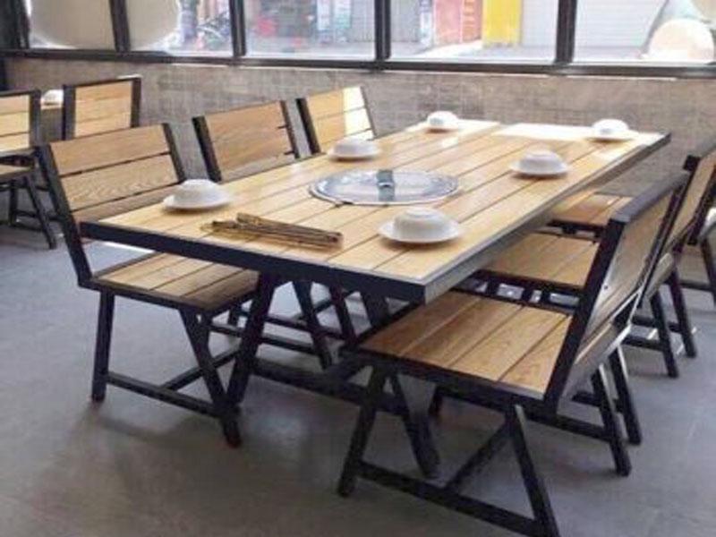 Bàn ghế gỗ bán cafe 13