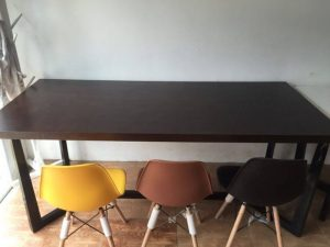 Bàn ghế nhựa cao cấp 09 – BGN9
