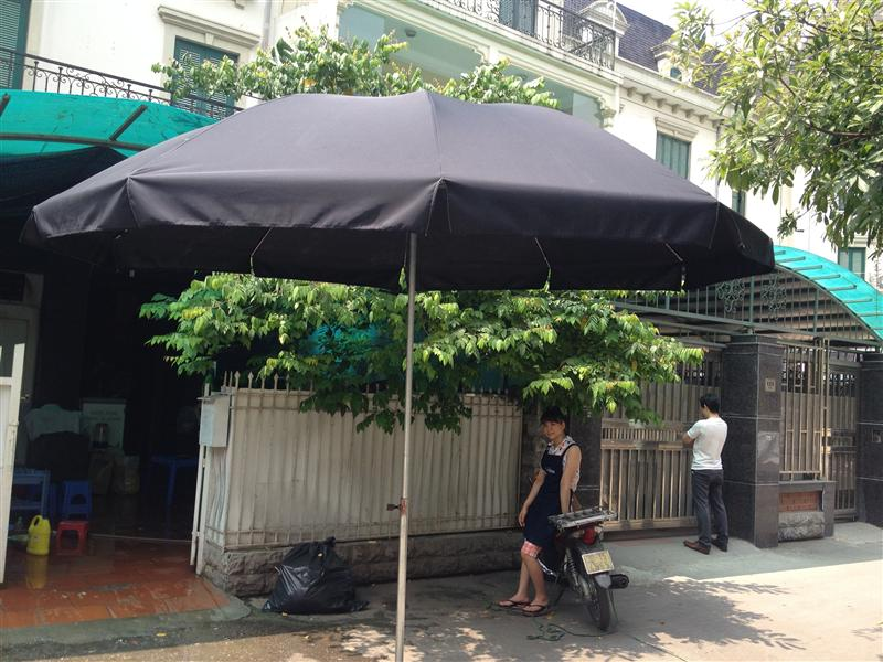 Cơ sở làm ô dù ngoài trời cỡ vừa tại bắc nin